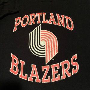 Portland blazers shirt !!!